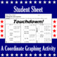Touchdown! - 40 Systems of Linear Equations & Coordinate G