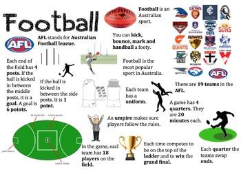 Football Information Report Visual
