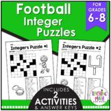 Football Integer Puzzles