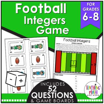 Football Integers Game