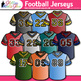 Football T-Shirt Clip Art {Physical Education Sports Jerse