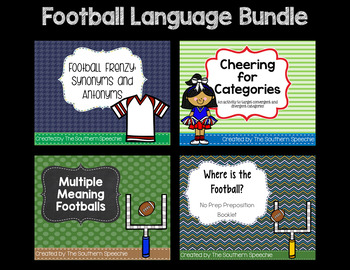 Football Language Bundle