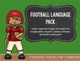 Football Language Pack