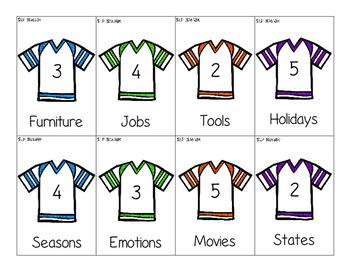Football Language Packet