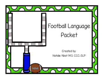 Football Language Packet