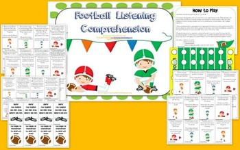 Football Listening Comprehension