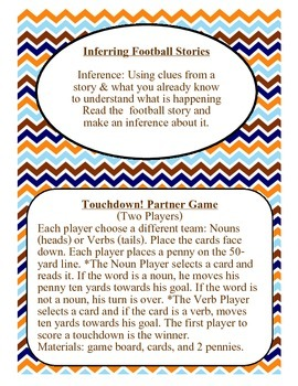 Football Literacy Centers