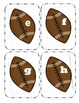 Football Lowercase Flashcards