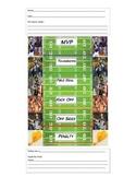 Football MVP Daily Behavior Folder