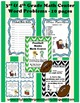 Football Mania Math Center/Task Cards 3rd-4th grades