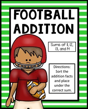 Football Math Center