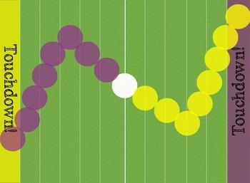 Football Math Centers