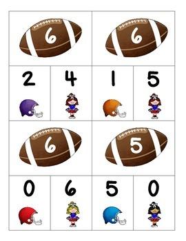 Football Math Facts