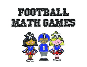 Football Math Games