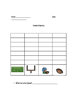 Football Math Graphing