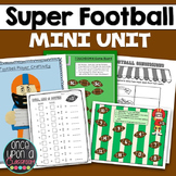 Football Math & Literacy Fun! - Aligned with CCSS