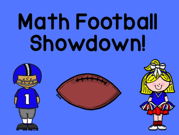 Football Math Showdown