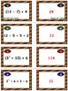 Football Math Skills & Learning Center (Order of Operations)