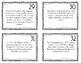 Football Math Task Cards