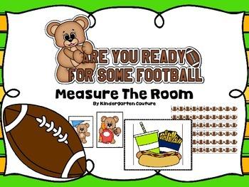 Football Measure The Room
