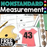 Football Themed Measuring Activity