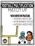 Football Multiplication Match Up