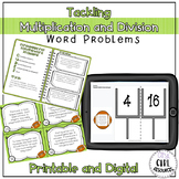 Tackling Multiplication and Division Word Problems