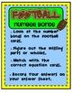 Football Number Bonds Tiered Math Tub