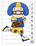 Football Number Puzzle