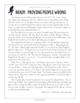 Football Paired Texts: Julio Jones and Tom Brady (Grades 3-4)