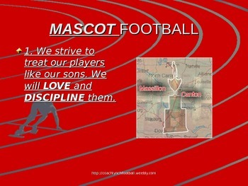 Football Parent Pointers
