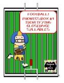 Football - Phonics Box #9 - Closed/Vowel-Consonant-E Syllables
