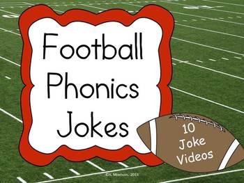 Football Phonics Jokes