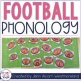Football Phonology Game for Speech Therapy