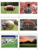 Football Picture Cards (ESL, ELL, Vocabulary)