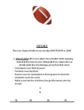 Football Playbook Assignment