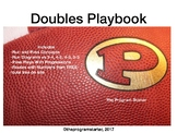 Football Playbook- Program Starter Doubles Formation