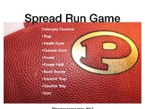 Football Playbook- Program Starter Spread Run