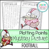 Football Plotting Points - Mystery Picture
