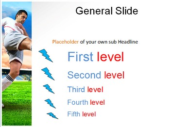 Football PowerPoint Template