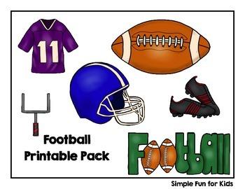 Football Printable Pack
