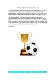 Football Problem Solving Mystery