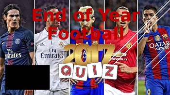 Football Quiz 2017 By A Collopy Teachers Pay Teachers