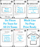 Football Reading Comprehension: Fun Reading Activity: Informational Text