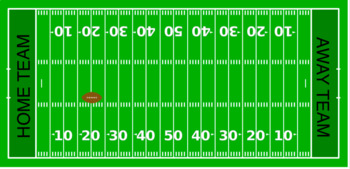 Football Review Game For Any Subject