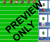 Football Review Game for SmartBoard