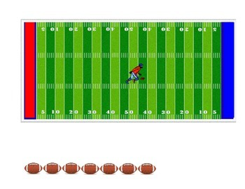 Football Review/Test Prep Game