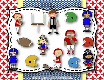 Football Rhythms! Interactive Reading Game - Ta and ti-ti (Stick notation)