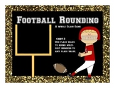 Football Rounding Whole Class Game