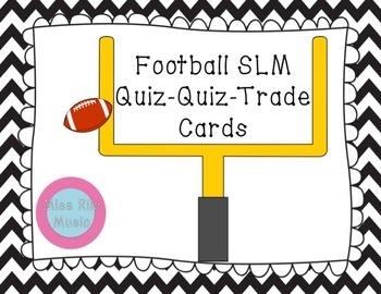 Football Sol-La-Mi Quiz-Quiz-Trade Cards